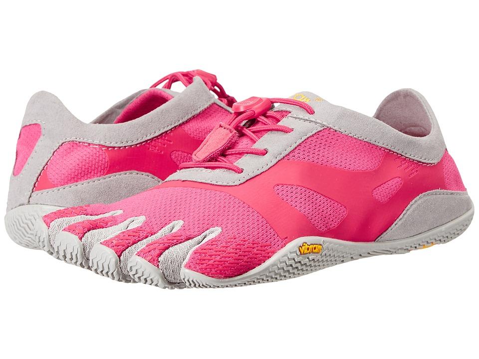 Vibram FiveFingers KSO EVO Pink/Grey Womens Shoes