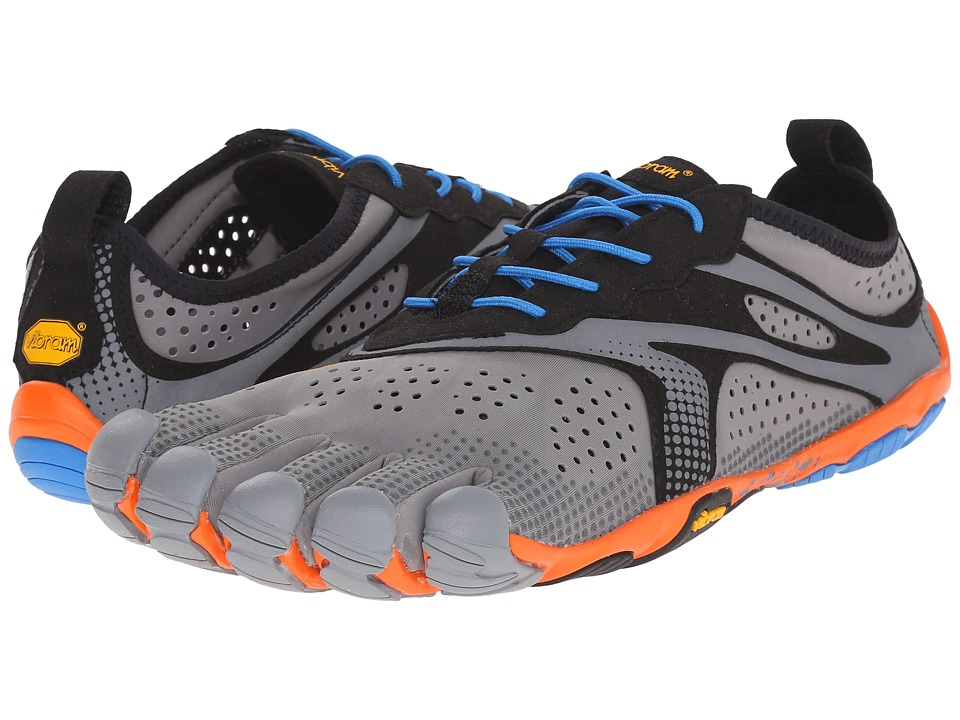 Vibram FiveFingers - V - Run (Grey/Blue/Orange) Men