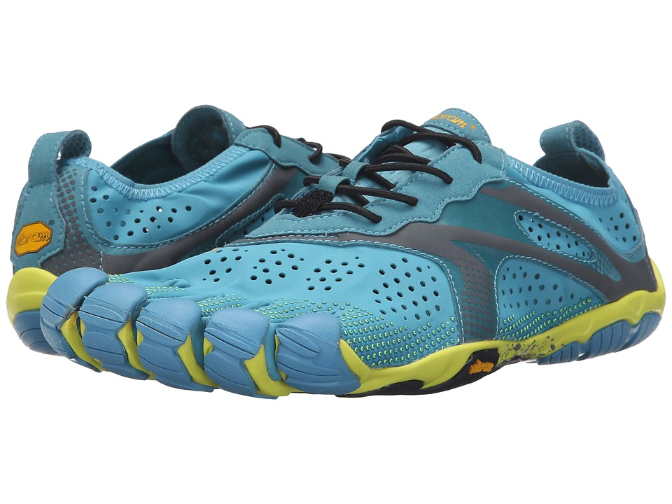 Vibram FiveFingers V Run (Blue/Yellow) Men