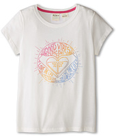 Roxy Kids - Good Vibes Tee (Little Kids/Big Kids)