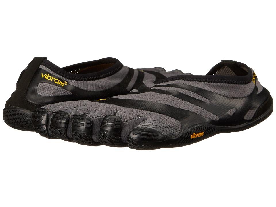 Vibram FiveFingers EL X Grey/Black Mens Running Shoes