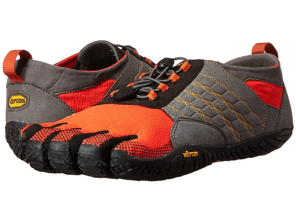 Vibram FiveFingers Trek Ascent (Grey/Red/Black) Men