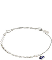 Alex and Ani - Evil Eye Track Pull Chain Bracelet