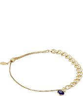 Alex and Ani - Evil Eye Heart Pull Chain Bracelet