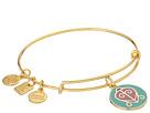 Alex and Ani The Way Home Expandable Charm Bangle Bracelet