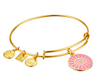 Alex and Ani - Charity by Design - Spiral Sun Expandable Charm Bangle Bracelet