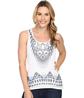 Roper - 0221 Sheer Poly Slub Jersey Tank Top