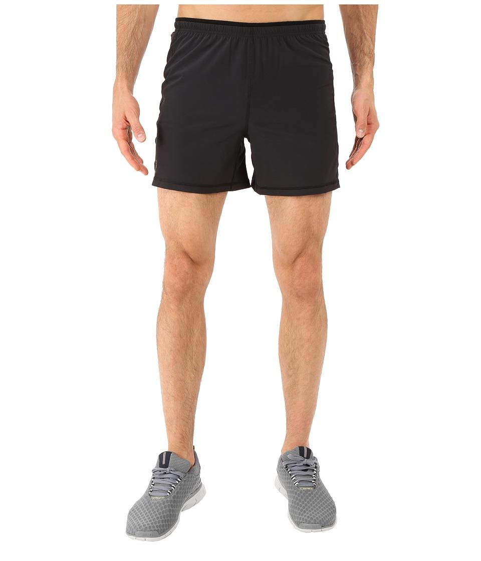 Smartwool PhD 5 Shorts (Black) Men