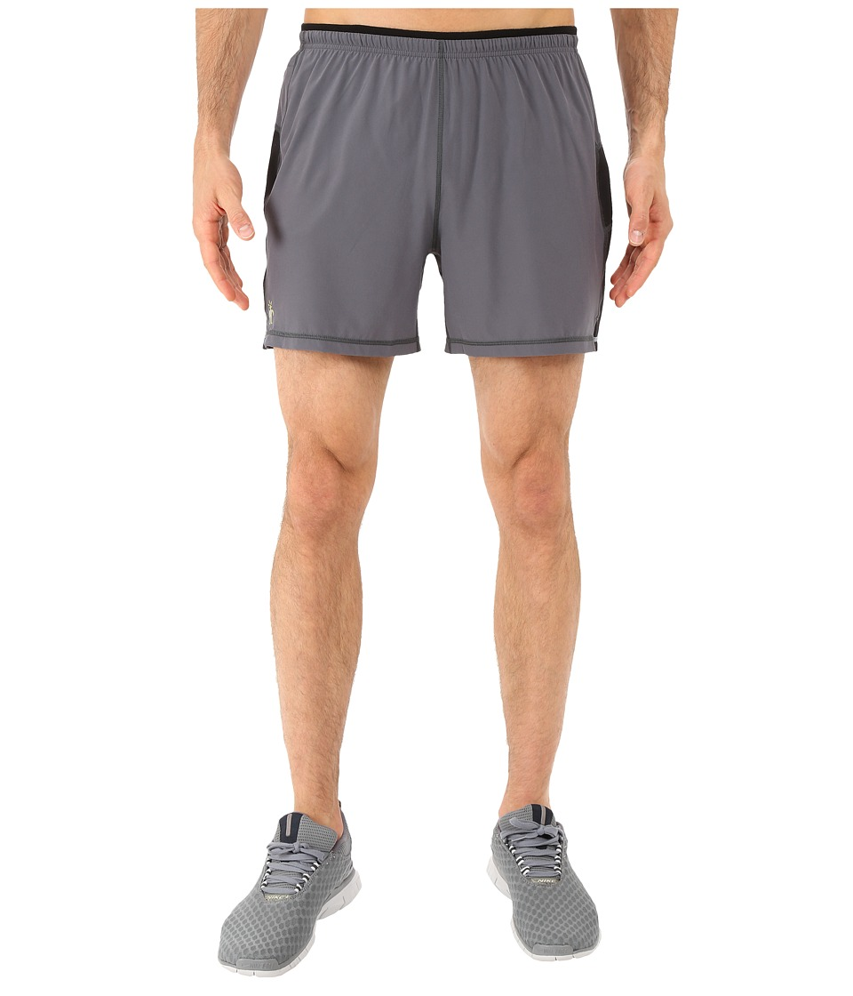 Smartwool PhD 5 Shorts (Graphite) Men