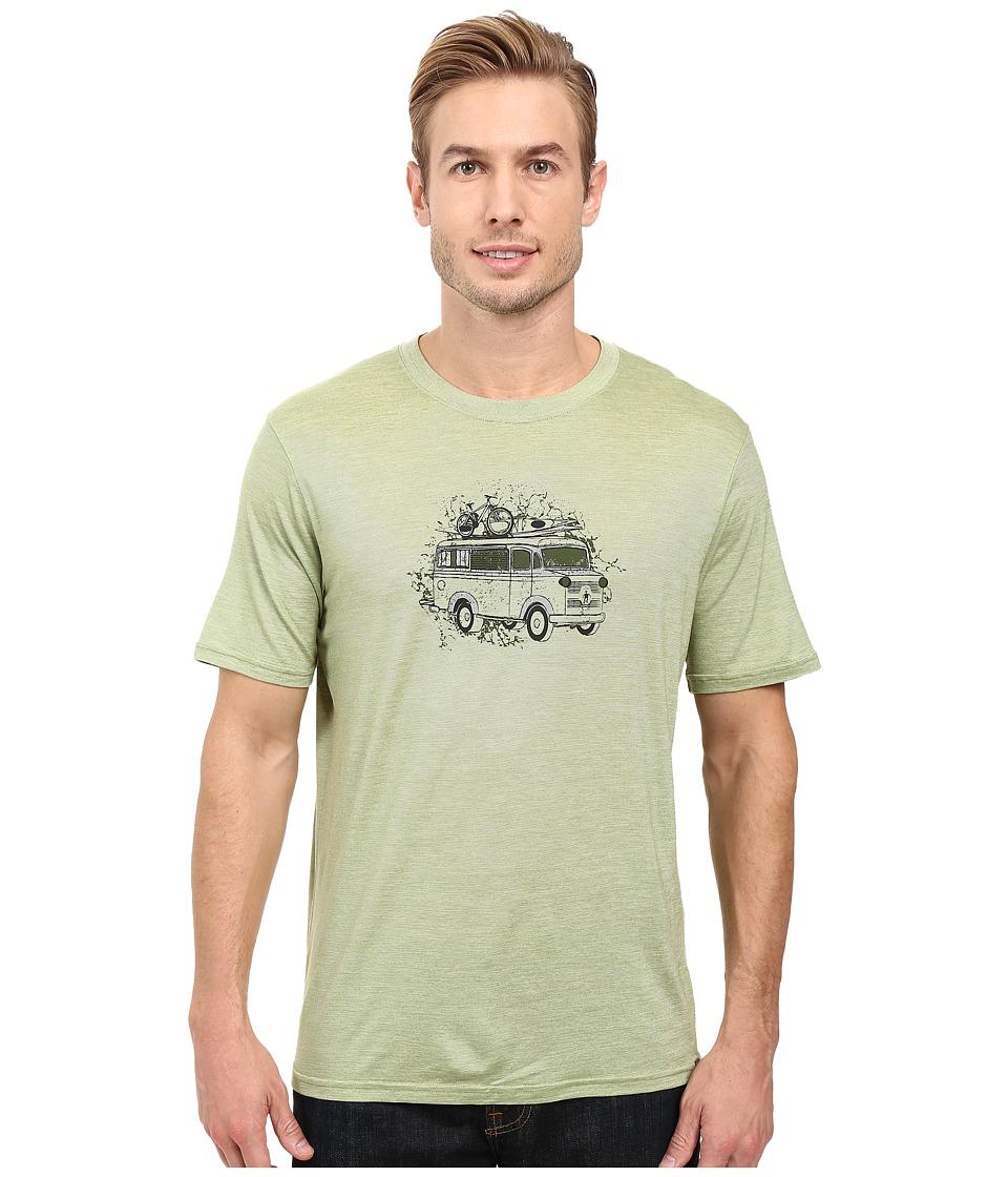 Smartwool - Van Tee (Pesto) Men