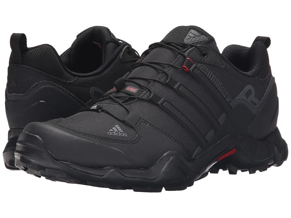 adidas Outdoor - Terrex Swift R (Black/Power Red/Dark Grey) Men