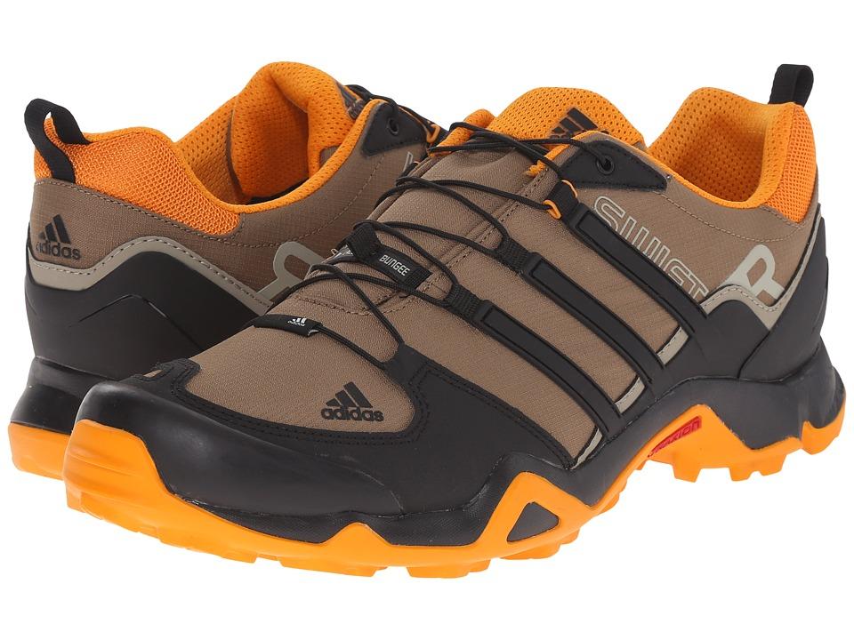 adidas Outdoor - Terrex Swift R (Earth/Black/EQT Orange) Men