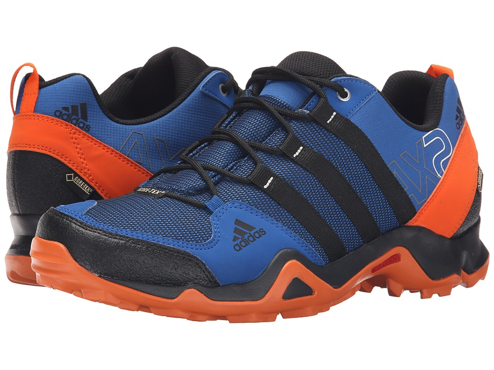 adidas Outdoor adidas Outdoor AX 2 GTX EQT Blue/Black/Orange Mens Shoes
