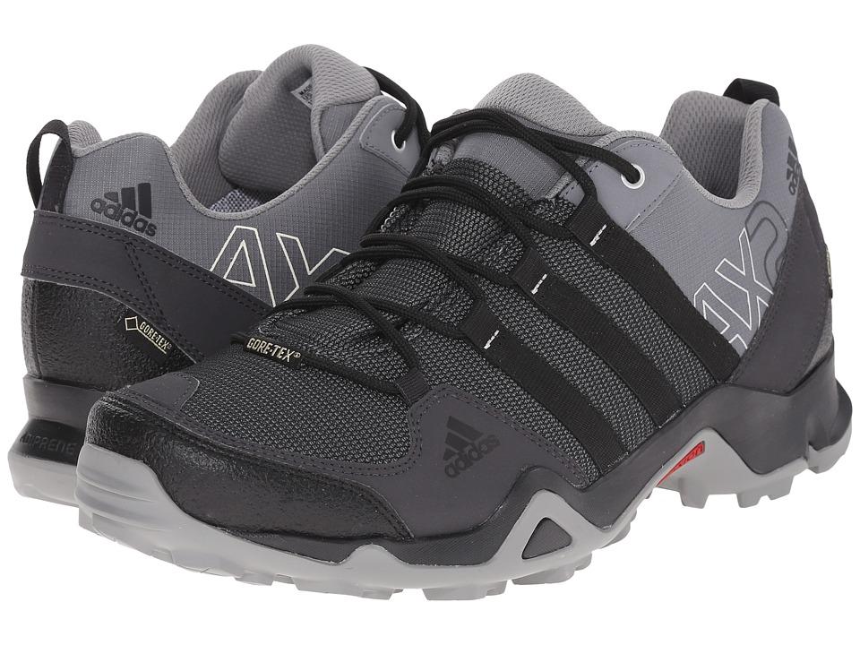adidas Outdoor adidas Outdoor AX 2 GTX Vista Grey/Black/Shadow Black Mens Shoes