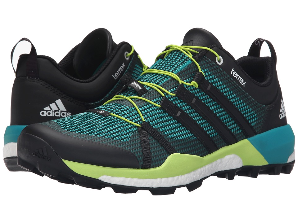 adidas Outdoor - Terrex Skychaser (EQT Green/Black/Semi Solar Slime) Men