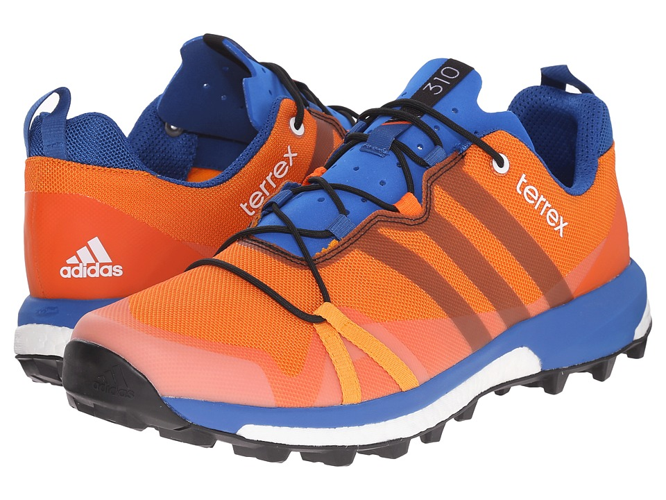 adidas Outdoor - Terrex Agravic (EQT Orange/Black/Orange) Men
