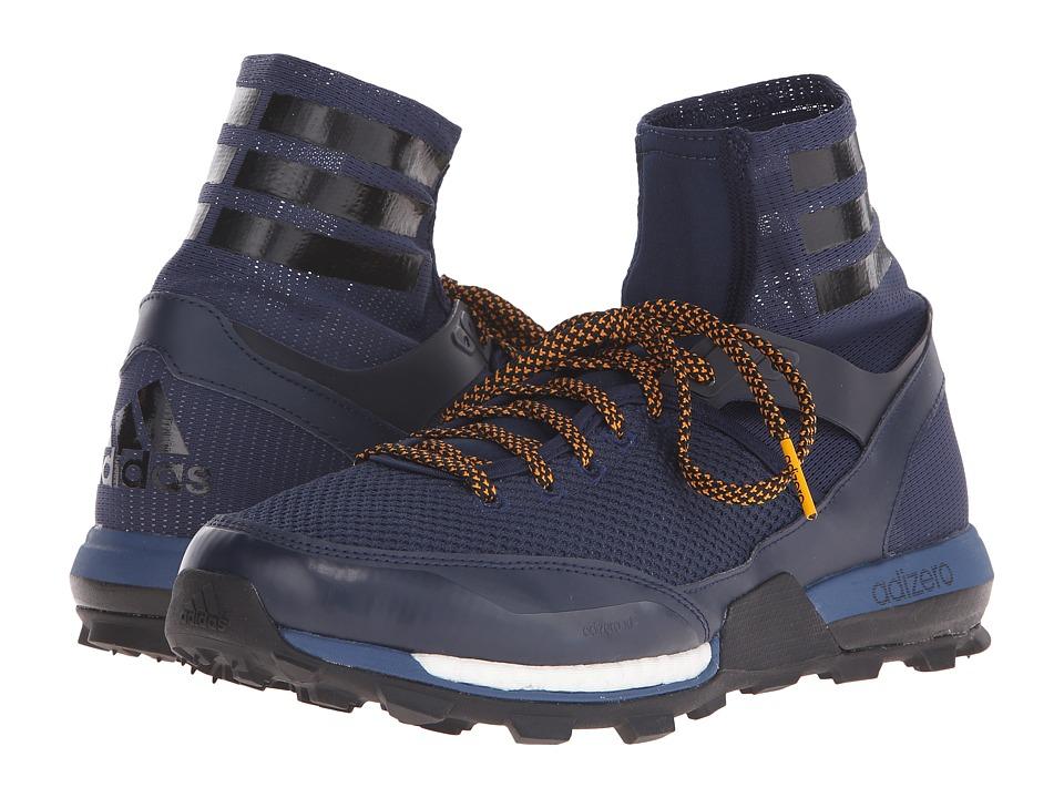 adidas Outdoor - adizero XT 5 BOOST (Collegiate Navy/Black/Solar Gold) Men