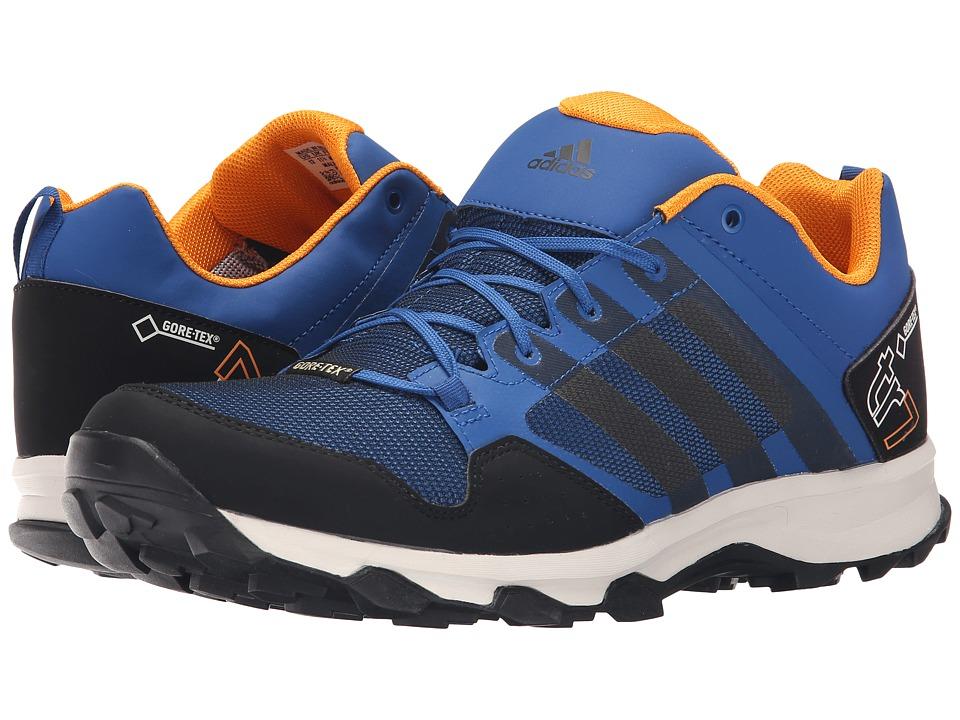 adidas Outdoor - Kanadia 7 Trail GTX (EQT Blue/Black/Chalk White) Mens Shoes