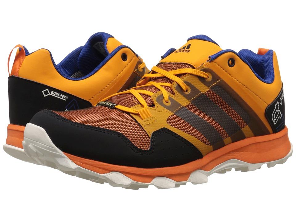 adidas Outdoor - Kanadia 7 Trail GTX (EQT Orange/Black/Chalk White) Men