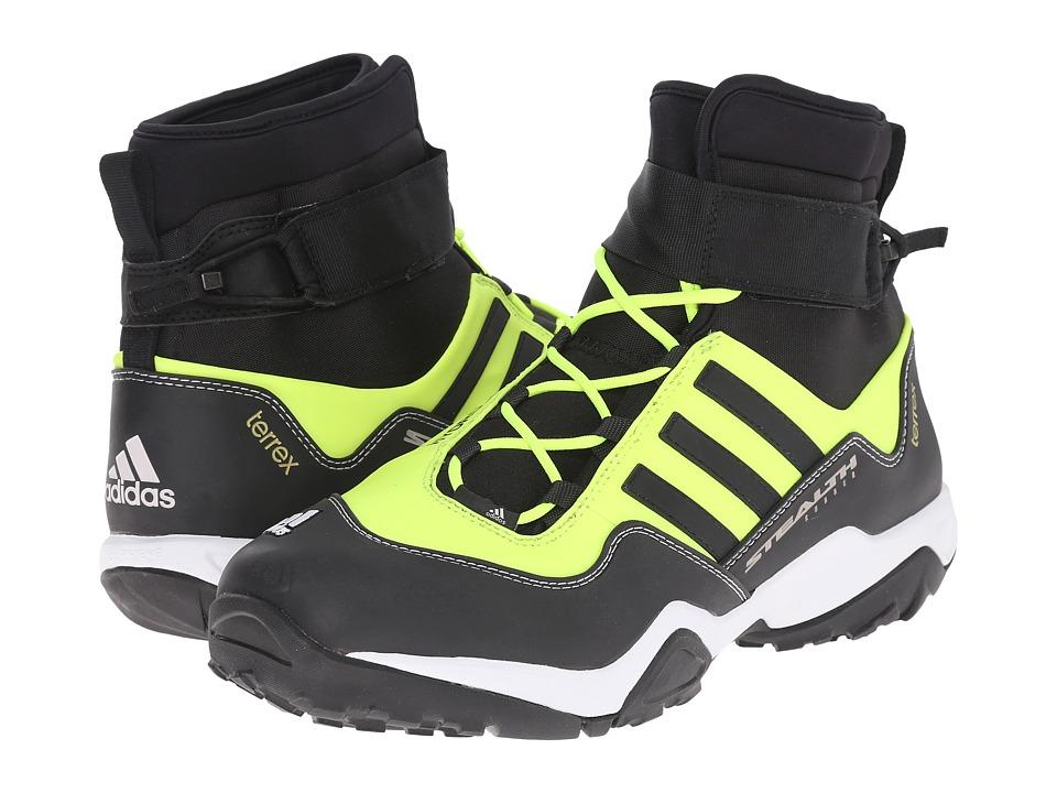 adidas Outdoor - Terrex Hydro_Lace (Solar Yellow/Black/White) Men