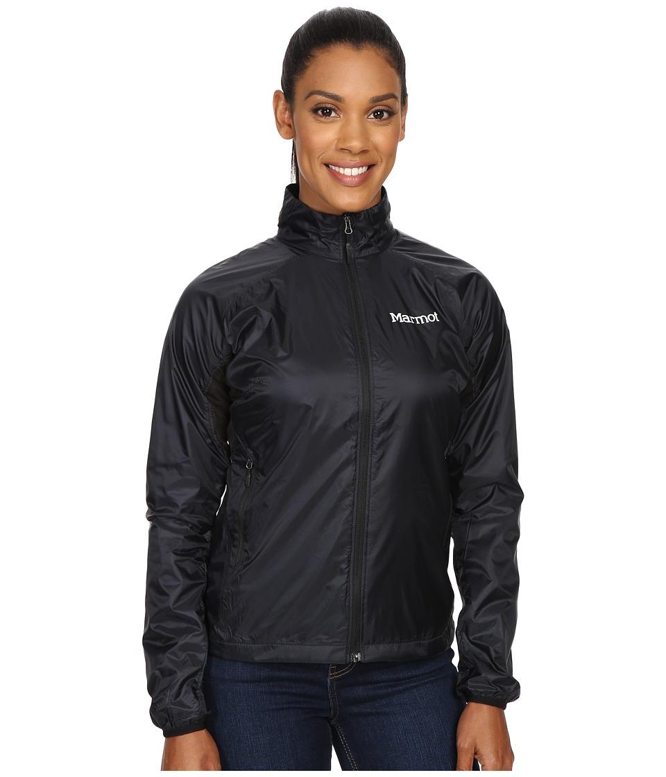 Marmot Ether DriClime Jacket Black Womens Coat