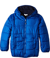 Pumpkin Patch Kids - Core Essentials Zip Thru Puffer Jacket (Infant/Toddler/Little Kids/Big Kids)