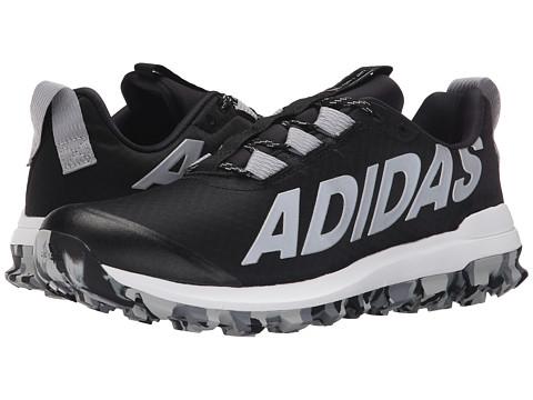 adidas Running Vigor 6 TR - Black/Silver Metallic/White