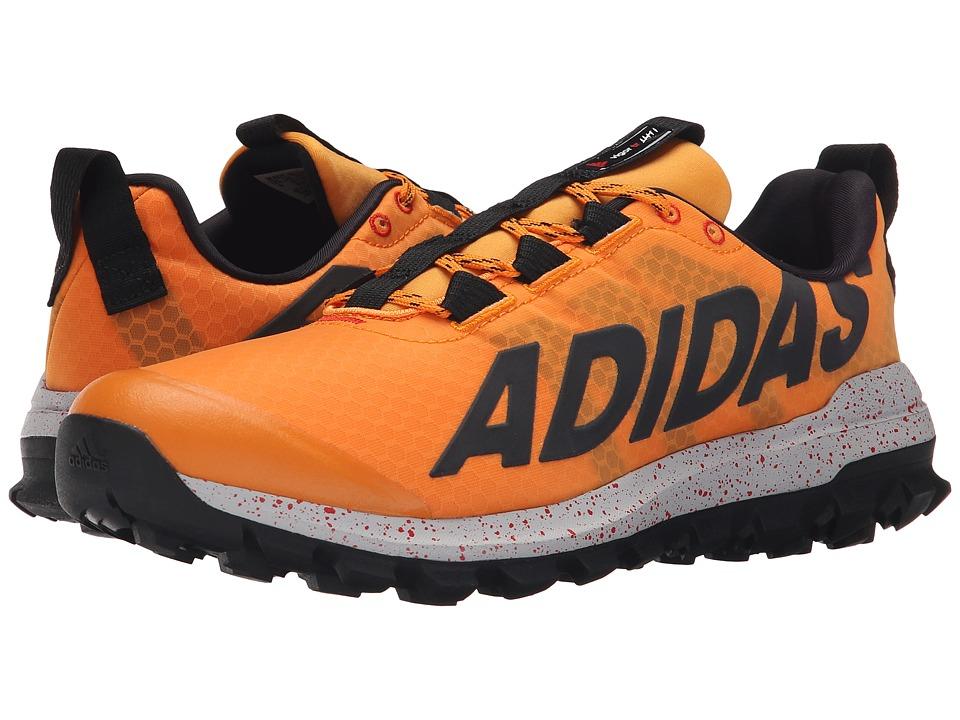 adidas Running Vigor 6 TR EQT Orange/Black/Clear Onix Mens Running Shoes