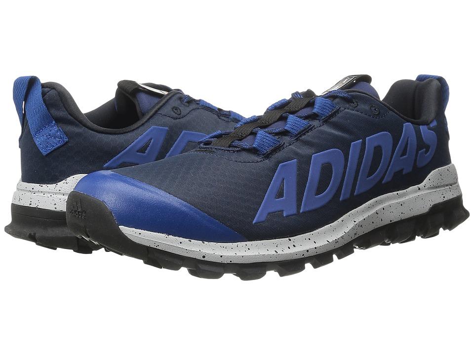adidas Running Vigor 6 TR Collegiate Navy/EQT Blue/Black Mens Running Shoes