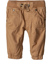 Pumpkin Patch Kids - Core Essentials Drill Pull-On Pants (Infant/Toddler/Little Kids/Big Kids)