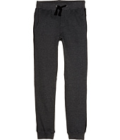 Pumpkin Patch Kids - Street Warrior Side Stripe Fleece Trackpants (Little Kids/Big Kids)
