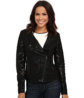Blank NYC - Vegan Leather Moto Jacket