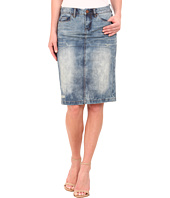 Blank NYC - Denim Pencil Skirt in Mondaze
