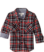 Pumpkin Patch Kids - Check Flannel Shirt (Infant/Toddler/Little Kids)