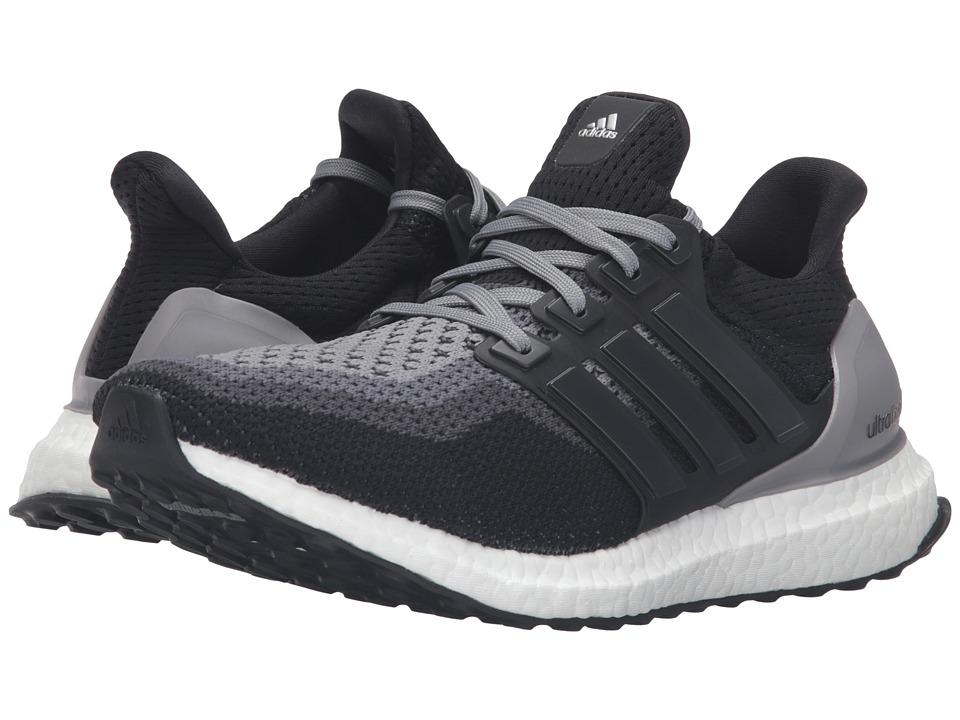 adidas Running Ultra Boost W Black/Grey Womens Running Shoes