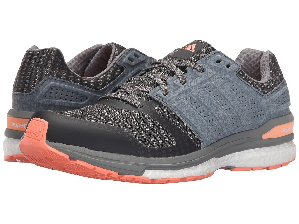 adidas Running Supernova Sequence 8 W DGH Solid Grey/Solid Grey/Sun Glow Womens Running Shoes