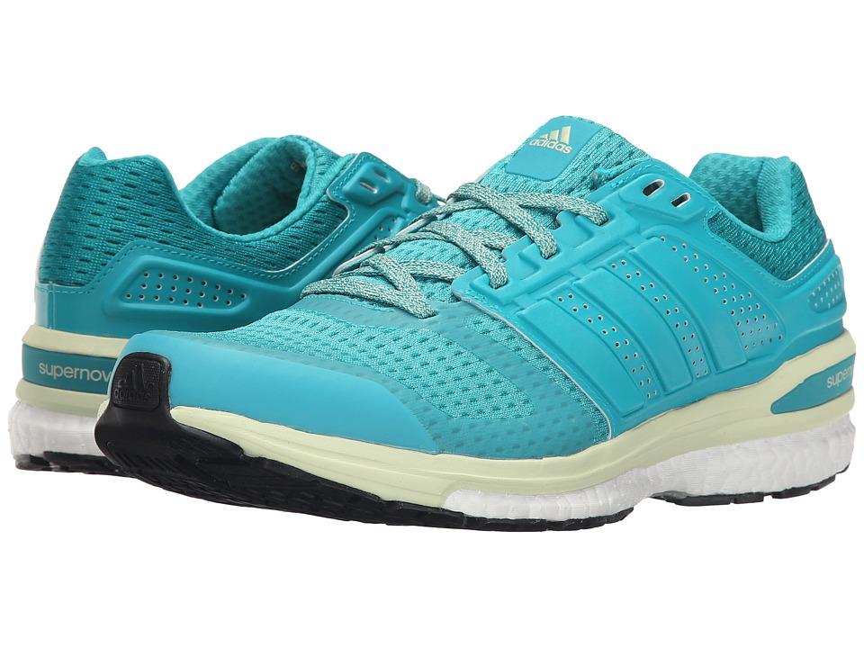 adidas Running Supernova Sequence 8 W Shock Green/Halo Womens Running Shoes