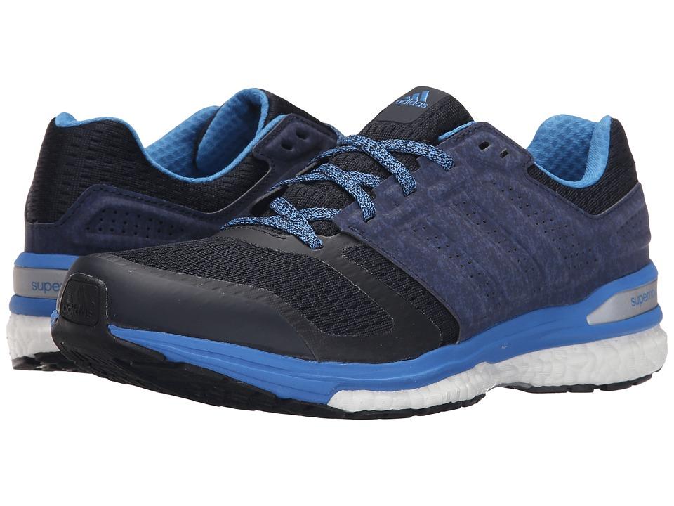 adidas Running Supernova Sequence 8 W Night Navy/Raw Purple/Super Blue Womens Running Shoes