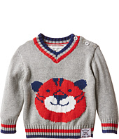 Pumpkin Patch Kids - Tiger Face Sweater (Infant)