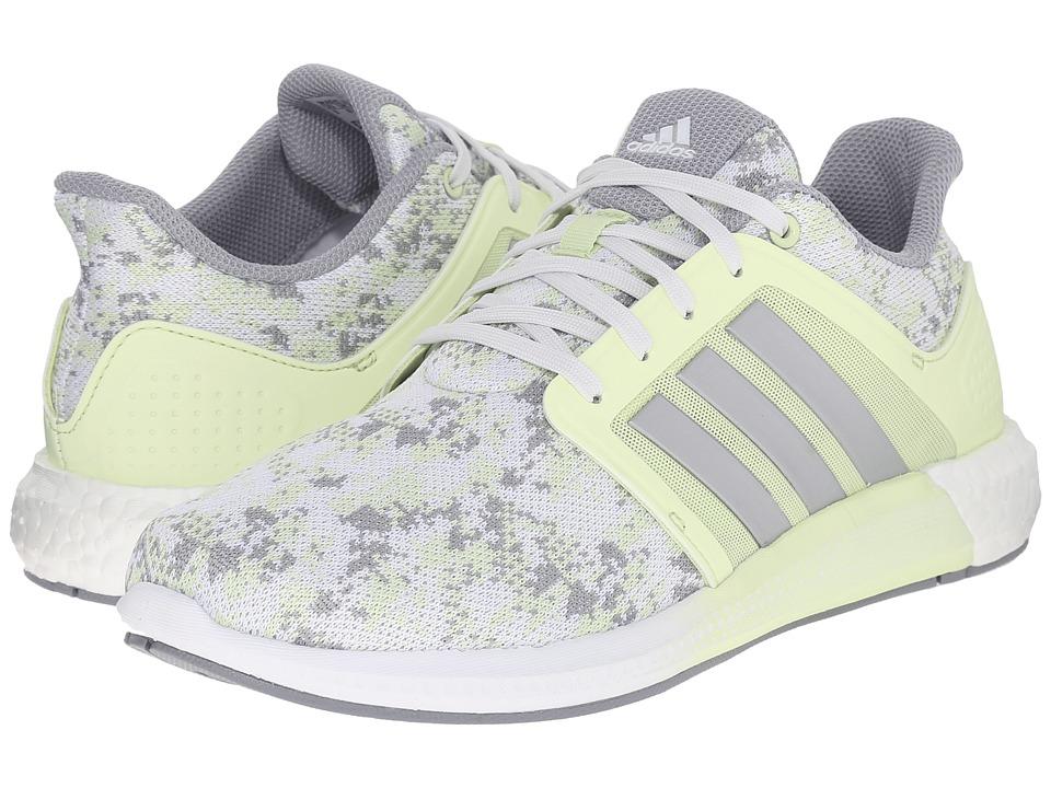 adidas Running Solar Boost W Halo/Silver Metallic/Clear Onix Womens Running Shoes