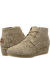 TOMS Kids - Desert Wedge Bootie (Little Kid/Big Kid)