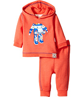Pumpkin Patch Kids - Wheel Life Hooded Set (Infant)
