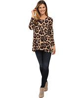 Nally & Millie - Animal Print Tunic