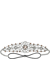 Betsey Johnson - Ballerina Rose Crystal Headband