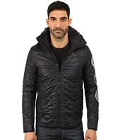 G-Star - Coper Quilted Hooded Overshirt