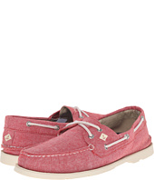 Sperry Top-Sider - Leeward 2-Eye Cross Lace Chambray