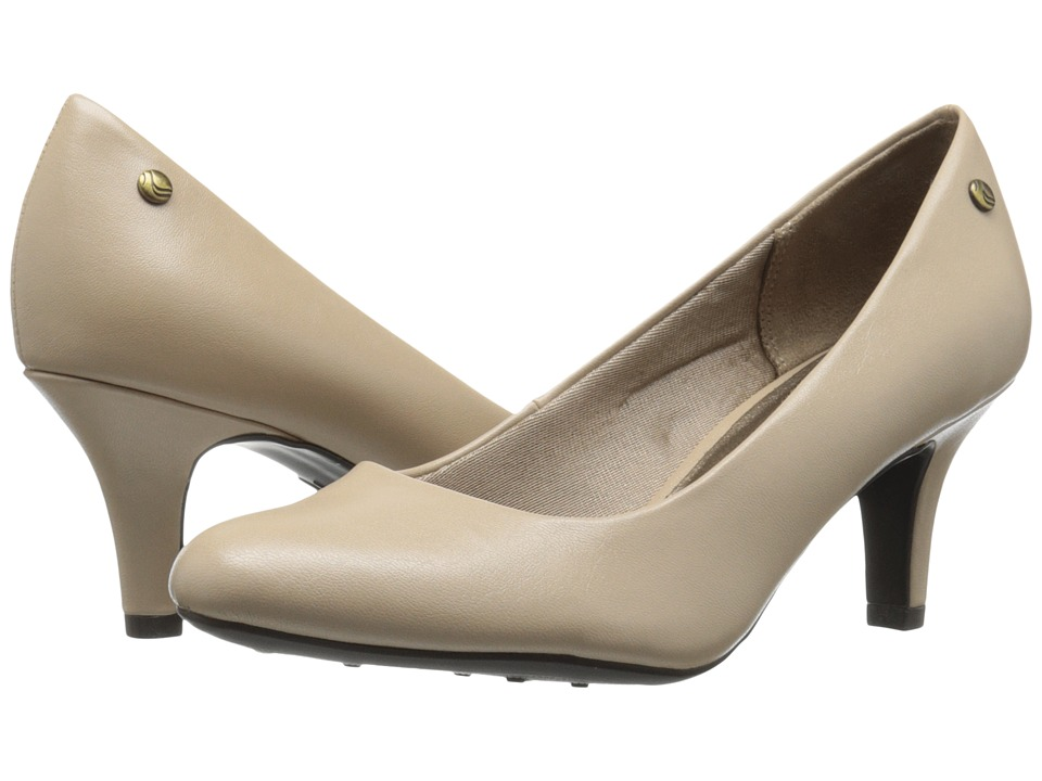 LifeStride Parigi (Tender Taupe Vinci) High Heels