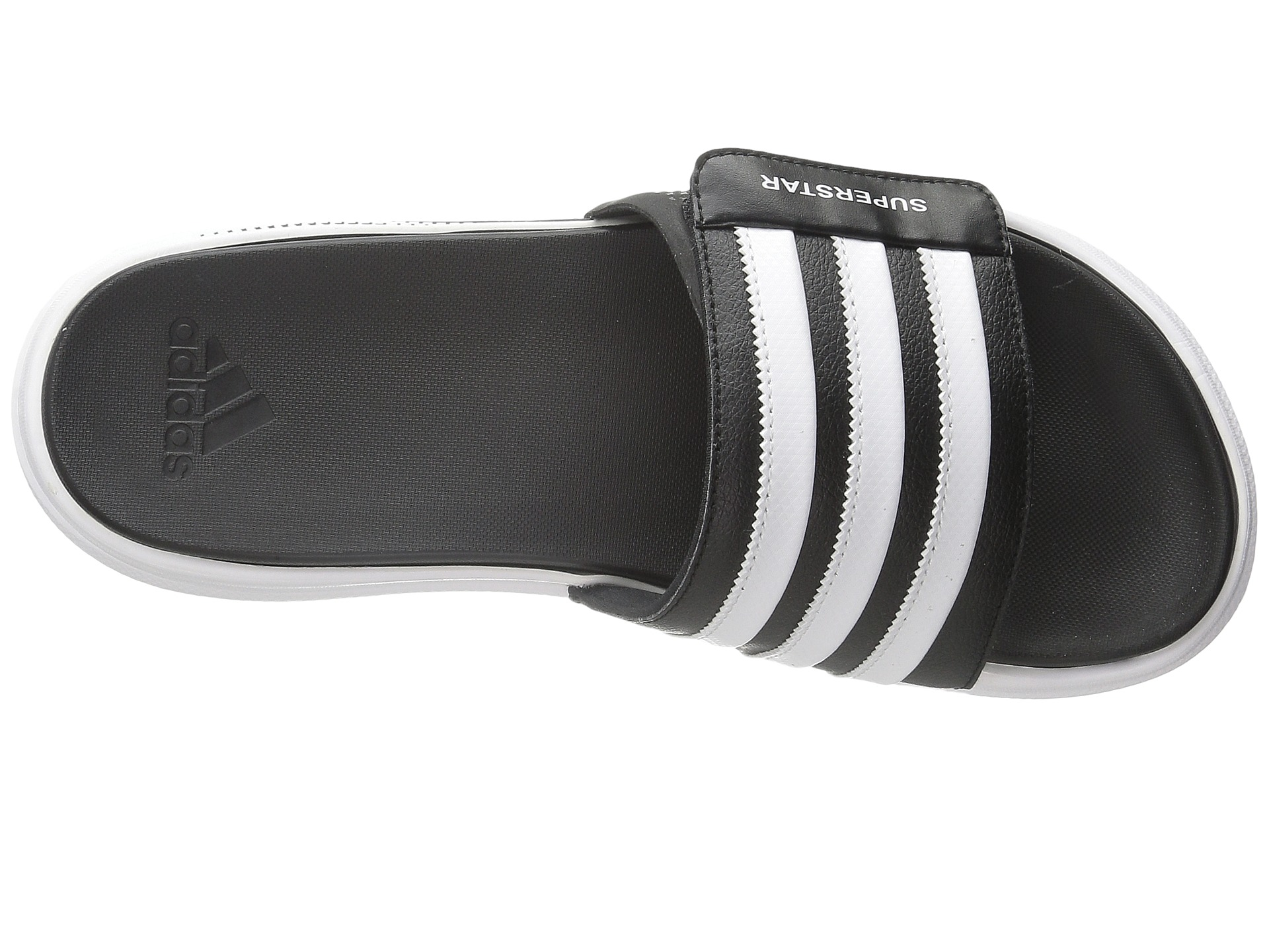 donald pliner outlet e944  adidas superstar sandals black