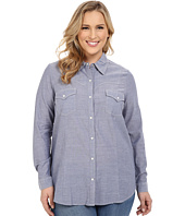Roper - Plus Size 0201 Chambray Shirt