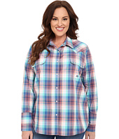 Roper - Plus Size 0171 Solar Plaid
